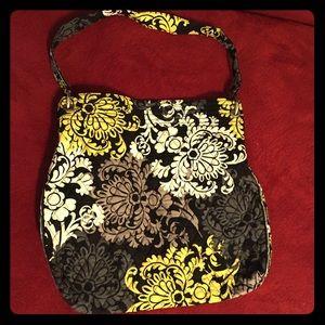 Vera Bradley small over the shoulder purse